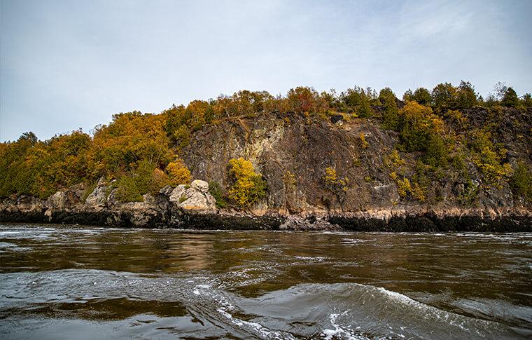 Island scenery Atlantic Canada